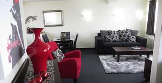 新西兰家园别墅汽车旅馆 - 因弗卡吉尔 - 客厅