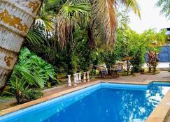 瑞士阳台酒店 - 亚松森 - 游泳池