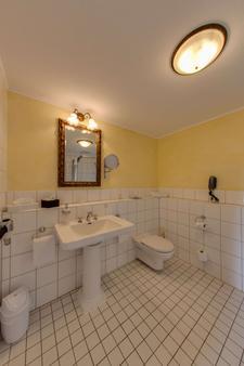 兰德斯米尔赛酒店 - 杜伊斯堡 - 浴室