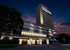 全日空熊本新天空皇冠假日酒店 - 熊本 - 建筑
