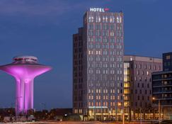 马尔默阿瑞纳贝斯特韦斯特酒店 - 马尔默 - 建筑