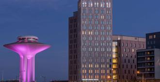 马尔默竞技场贝斯特韦斯特酒店 - 马尔默 - 建筑