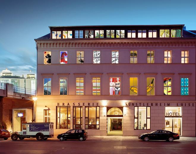 阿特路易斯库申酒店 - 柏林 - 建筑