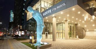 明洞乐天城市酒店 - 首尔 - 建筑