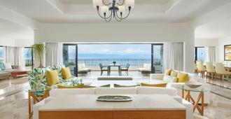巴亚尔塔港Spa及万豪度假酒店 - 巴亚尔塔港 - 客厅