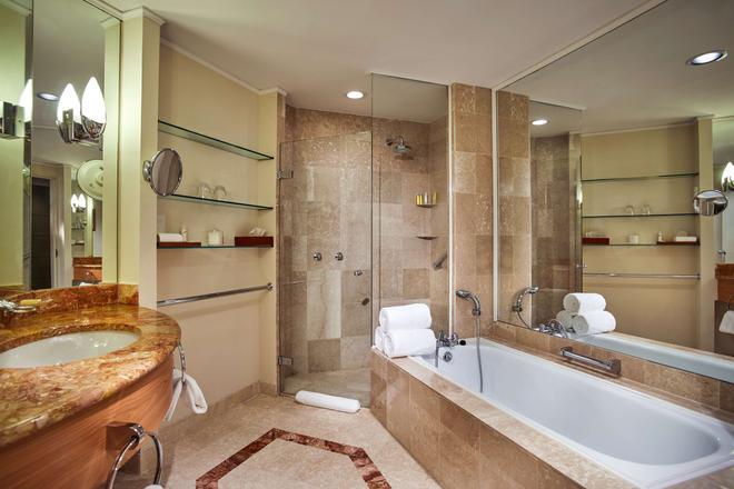 贝尔格莱德凯悦酒店 - 贝尔格莱德 - 浴室