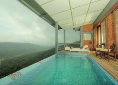 穆纳尔香料树旅馆 - 蒙纳 - 游泳池