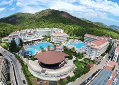 绿色自然度假酒店和水疗中心 - 马尔马里斯 - 户外景观