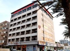 艾尔希金斯酒店 - 廷布 - 建筑