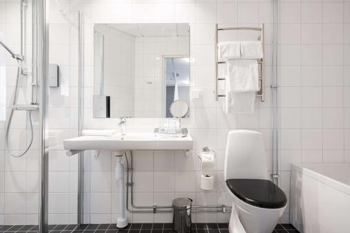 斯瓦瓦贝斯特韦斯特酒店 - 乌普萨拉 - 浴室