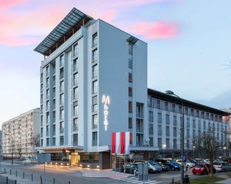 卢布尔雅那M酒店 - 卢布尔雅那 - 建筑