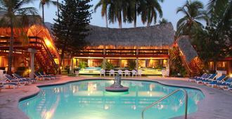 阿卡普尔科巴厘海酒店 - 阿卡普尔科 - 游泳池
