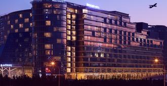 伊斯坦布尔耶西勒廓伊美居酒店 - 伊斯坦布尔 - 建筑