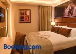住宅酒店 - 戈尔韦 - 睡房