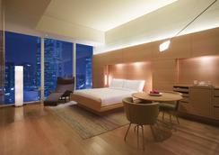 首尔柏悦酒店 - 首尔 - 睡房