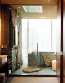 首尔柏悦酒店 - 首尔 - 浴室