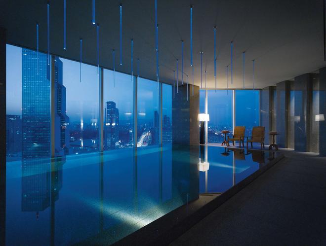 首尔柏悦酒店 - 首尔 - 游泳池