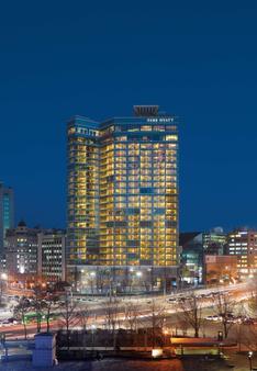 首尔柏悦酒店 - 首尔 - 建筑