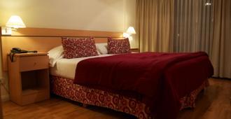 雷科莱塔圣地亚哥公寓酒店 - 布宜诺斯艾利斯 - 睡房