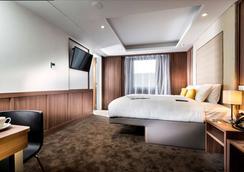 豪古蒙特酒店 - 珀斯 - 睡房