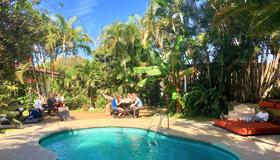 哥斯达黎加背包客旅馆 - 圣荷西 - 游泳池