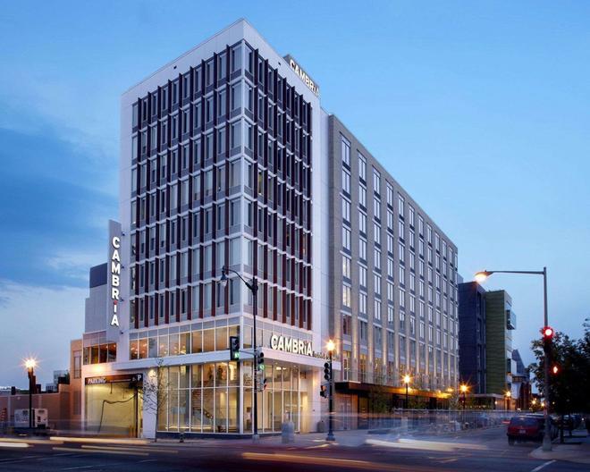 坎布里亚套房华盛顿酒店 - 华盛顿 - 建筑