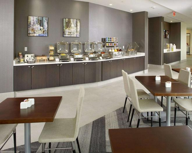 坎布里亚套房华盛顿酒店 - 华盛顿 - 自助餐