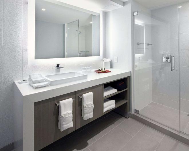 坎布里亚套房华盛顿酒店 - 华盛顿 - 浴室