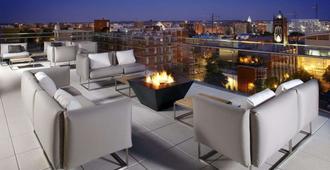 坎布里亚套房华盛顿酒店 - 华盛顿 - 阳台