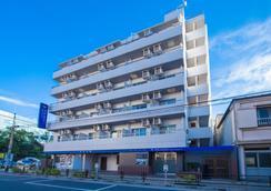 上野入谷口mystays酒店 - 东京 - 建筑