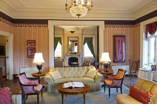 约翰拉特利奇楼酒店 - 查尔斯顿 - 客厅