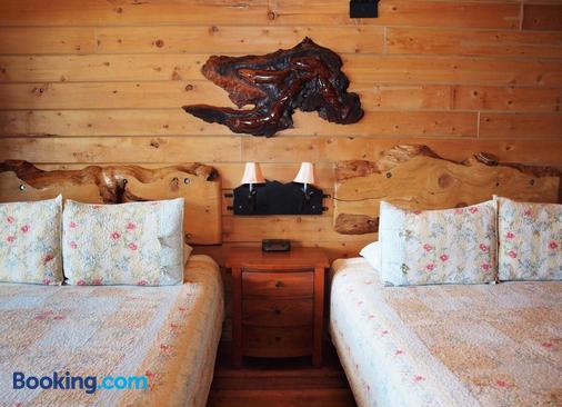 阿拉斯加套房度假屋 - 荷马 - 睡房