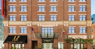 巴尔的摩市中心/内港酒店 - 巴尔的摩 - 建筑