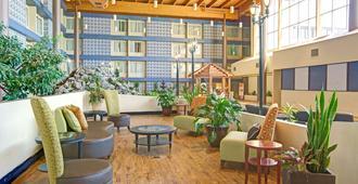 夏洛特机场华美达酒店及会议中心 - 夏洛特 - 休息厅