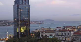 伊斯坦布尔丽思卡尔顿酒店 - 伊斯坦布尔 - 户外景观