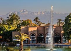 巴塞罗棕榈酒店 - 马拉喀什 - 建筑