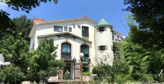 蒙切尔旅馆 - 济州 - 建筑