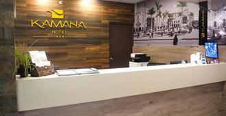 卡马纳酒店 - 利马 - 柜台