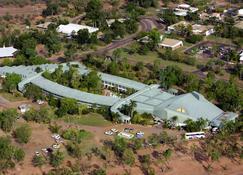 卡卡杜鳄鱼美居酒店 - 贾比鲁 - 户外景观