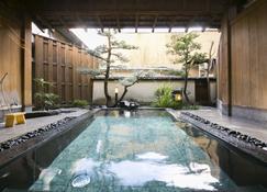 平野屋日式旅馆 - 蒲郡市 - 游泳池