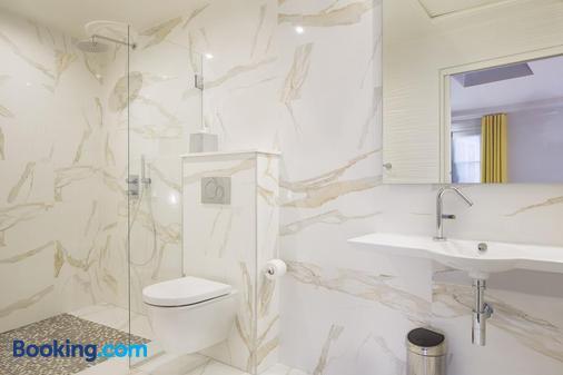 蒙索埃托伊尔酒店 - 巴黎 - 浴室