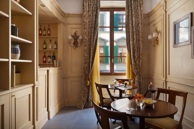 卡尔扎奥利酒店 - 佛罗伦萨 - 餐厅
