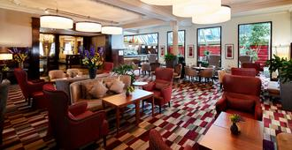伦敦伦勃朗酒店 - 伦敦 - 休息厅