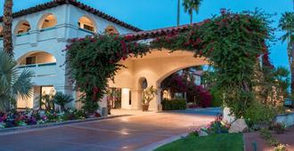 最佳西方Plus拉斯布里萨斯酒店 - 棕榈泉 - 建筑