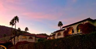 贝斯特韦斯特拉斯布来萨酒店 - 棕榈泉 - 户外景观
