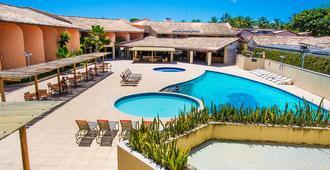 普拉亚蒙特帕斯库尔酒店 - 塞古罗港 - 游泳池