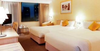 墨西哥城圣塔菲诺富特酒店 - 墨西哥城 - 睡房