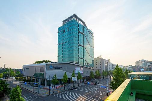仁川海港公园酒店 - 仁川 - 建筑