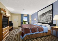 牛津速8酒店 - 牛津 - 睡房