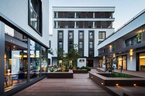 迪卡梅隆豪华设计酒店 - 敖德萨 - 建筑